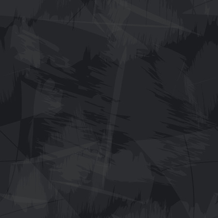 splotchy: black and gray grungy paper seamless background eps10 Illustration