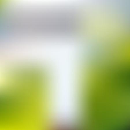 unfocused: abstract blurred unfocused bokeh  Illustration