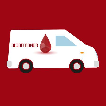 donor: donantes de sangre humana transporte r�pido eps10 sanitaria