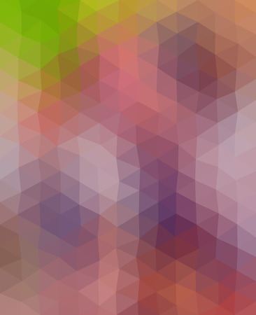 colorful orange geometric low poly gradient graphic background vector eps10 Illustration