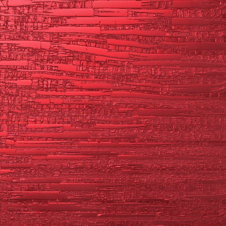 foil: Red foil. Backround or texture.