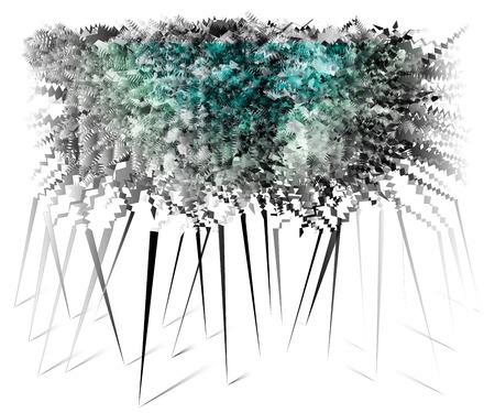 abstract art: Abstract art. Stock Photo