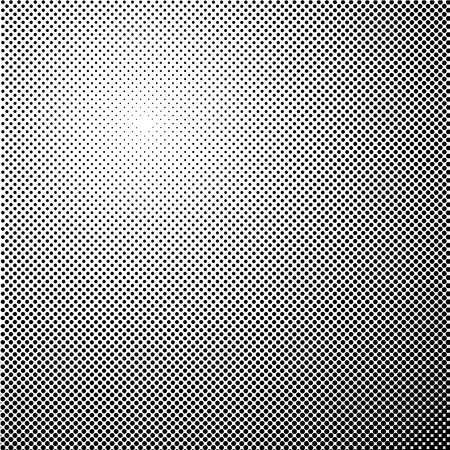 halftone background: Abstract halftone background.