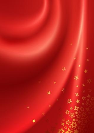 red velvet: Red Velvet with Stars