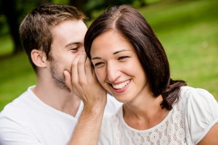whisper: Tell me secret - whisper