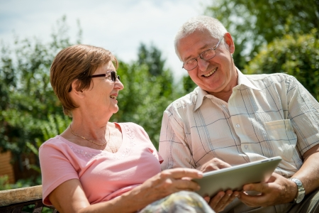 Modern technology in every age photo