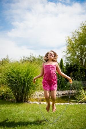 enjoying life: Jumping with skipping rope
