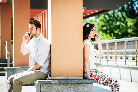 relationship problems: Close and distant - problems in relationship