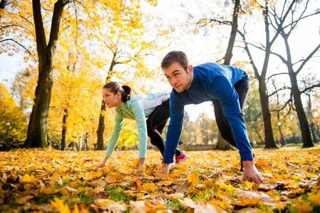 rivals rival rivalry season: Competing couple prepared for run