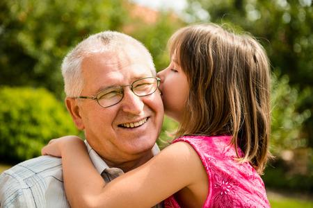 grandkid: Tell me secret