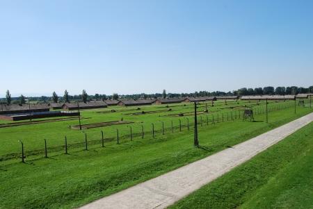 Auschwitz Birkenau Stock Photo - 22383878