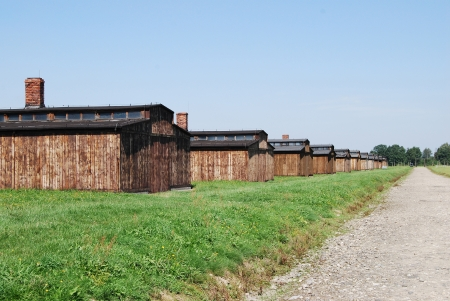 Auschwitz Birkenau BIIa Stock Photo - 22383879