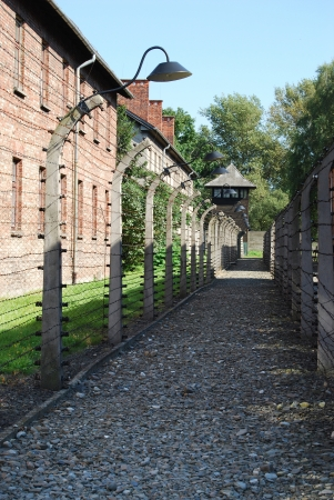 Auschwitz Stock Photo - 22383896