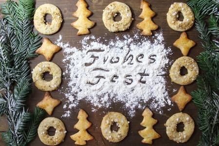 Merry Christmas Archivio Fotografico - 117089937