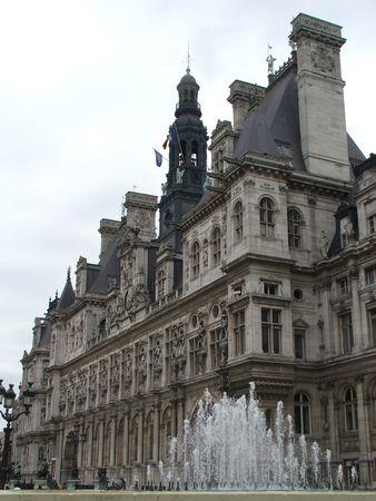 ville: Hotel de Ville, Paris