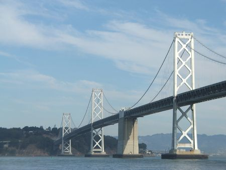 Oakland Bay Bridge, San Francisco photo