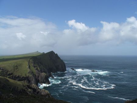 kerry: The Three Sisters Stock Photo