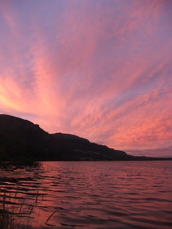 Glencar Lough, Sligo