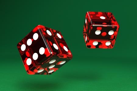 craps: Two dice