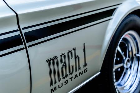 mach: 1970 s Mach 1 Mustang