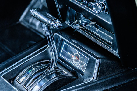 mach: 1970 s Mach 1 Mustang interior