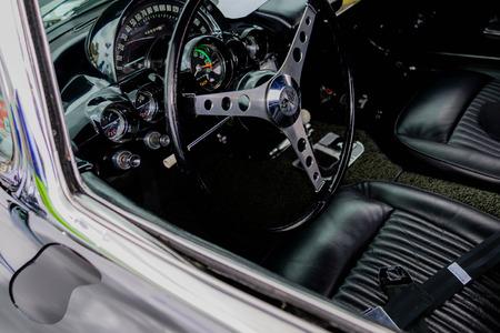 corvette: 1962 black corvette