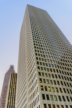 휴스턴 시내 건물