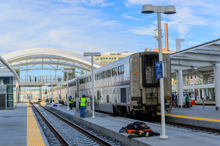 denver co: New addition to historical Union Station in downtown Denver Colorado