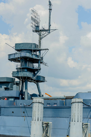 battleship: The historical Battleship Texas, BB-35, National Historical Landmark Editorial