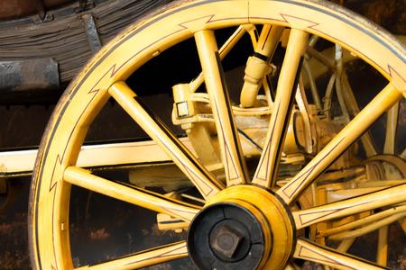 historic Wells Fargo carriage in downtown Phoenix, Arizona