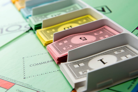 Juego de mesa Monopoly Editorial