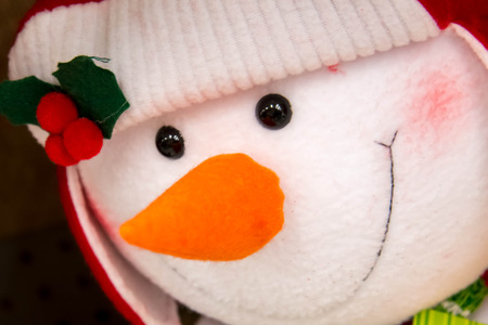 Holiday decorations - snowman