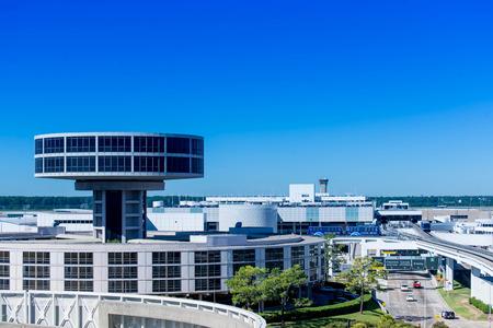 intercontinental: IAH, Houston Intercontinental Airport, Houston, TX, USA -