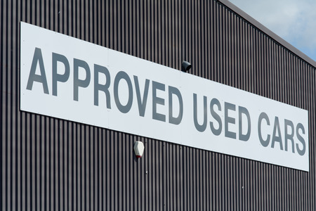 endorse: Approved Used Cars  banner