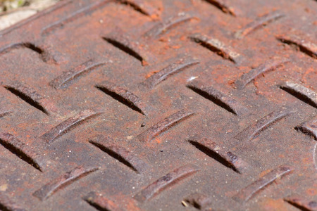 desague: patrón de cubierta de drenaje de metal
