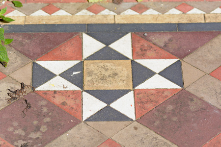 tile pattern: Octagonal tile pattern