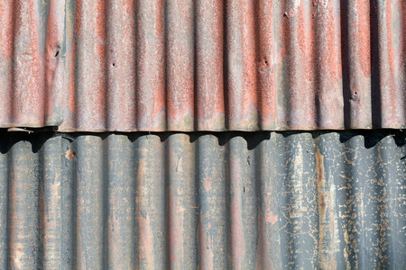 disuse: Derelict barn structure in English countryside Stock Photo