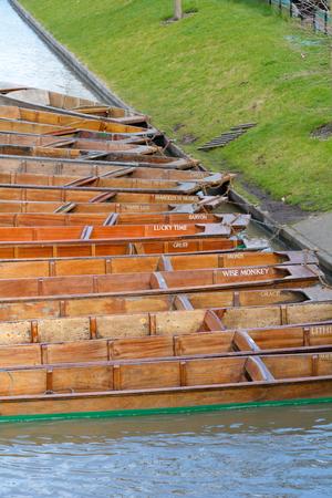 punting: Punting Boats