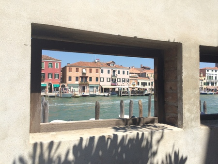 murano: Window at Murano Editorial