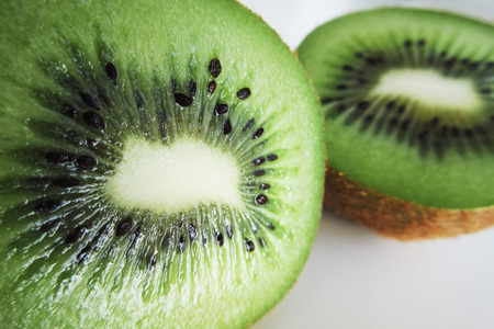 Kiwi fruit detail