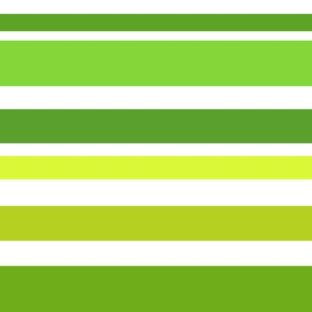 Abstract Seamless green striped background Vector illustration