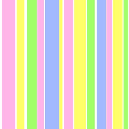 Abstract Seamless soft colors striped background. Vector illustration.