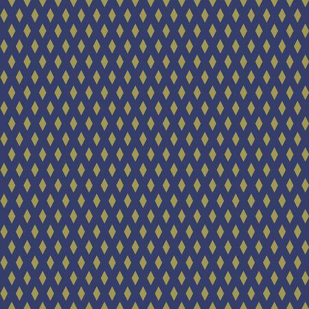 Motif abstrait doré sans soudure. Impression d'étoiles d'or, losanges sur fond sombre. Illustration vectorielle Banque d'images - 97575233