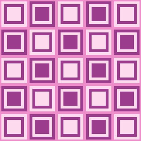 Abstract seamless cage pattern of Squares for wallpaper.