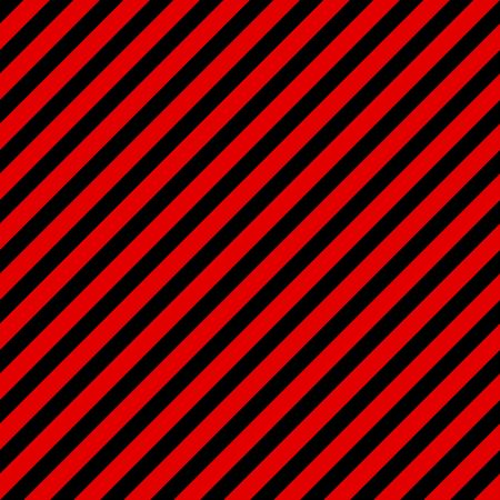 Abstract Seamless red, black striped background Vector illustration