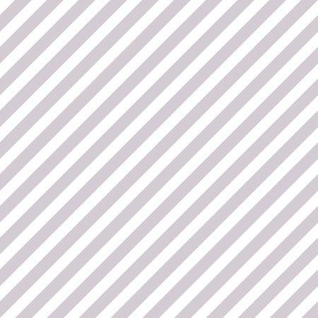 Abstract Seamless diagonal silver white striped background Vector illustration Stockfoto