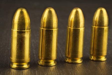 9mm caliber cartridges. Sale of weapons and ammunition. The right to bear arms