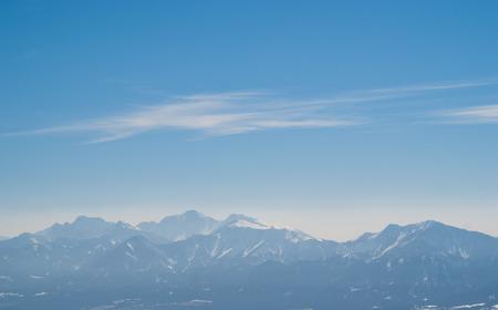 austrian: Austrian Alps