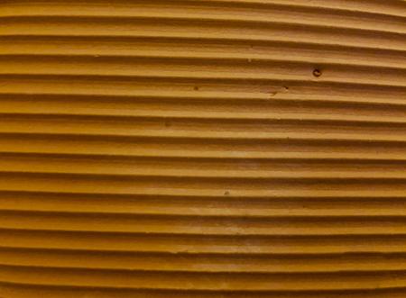 The horizontal rubber stripes