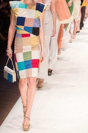 catwalk model: Fashion Show